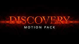 Discovery Motion Pack