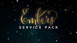 Embers Service Pack
