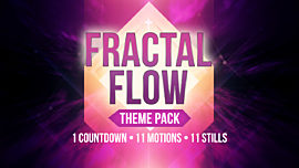 Fractal Flow Theme Pack