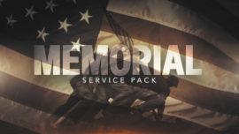 Memorial Service Pack