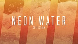 Neon Water Collection