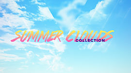 Summer Clouds Collection
