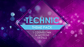 Technic Theme Pack