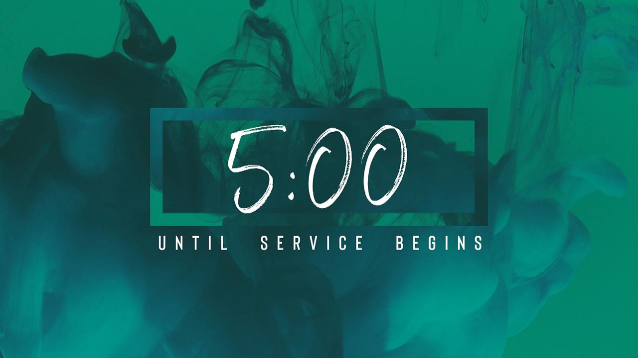 Palm Sunday Vol 4 Countdown