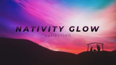 Nativity Glow Collection