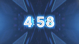 Arcade Tunnel Countdown