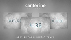 Service Pack: Winter Vol. 3