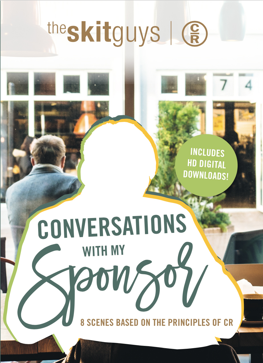 Celebrate Recovery: Conversations with My Sponsor