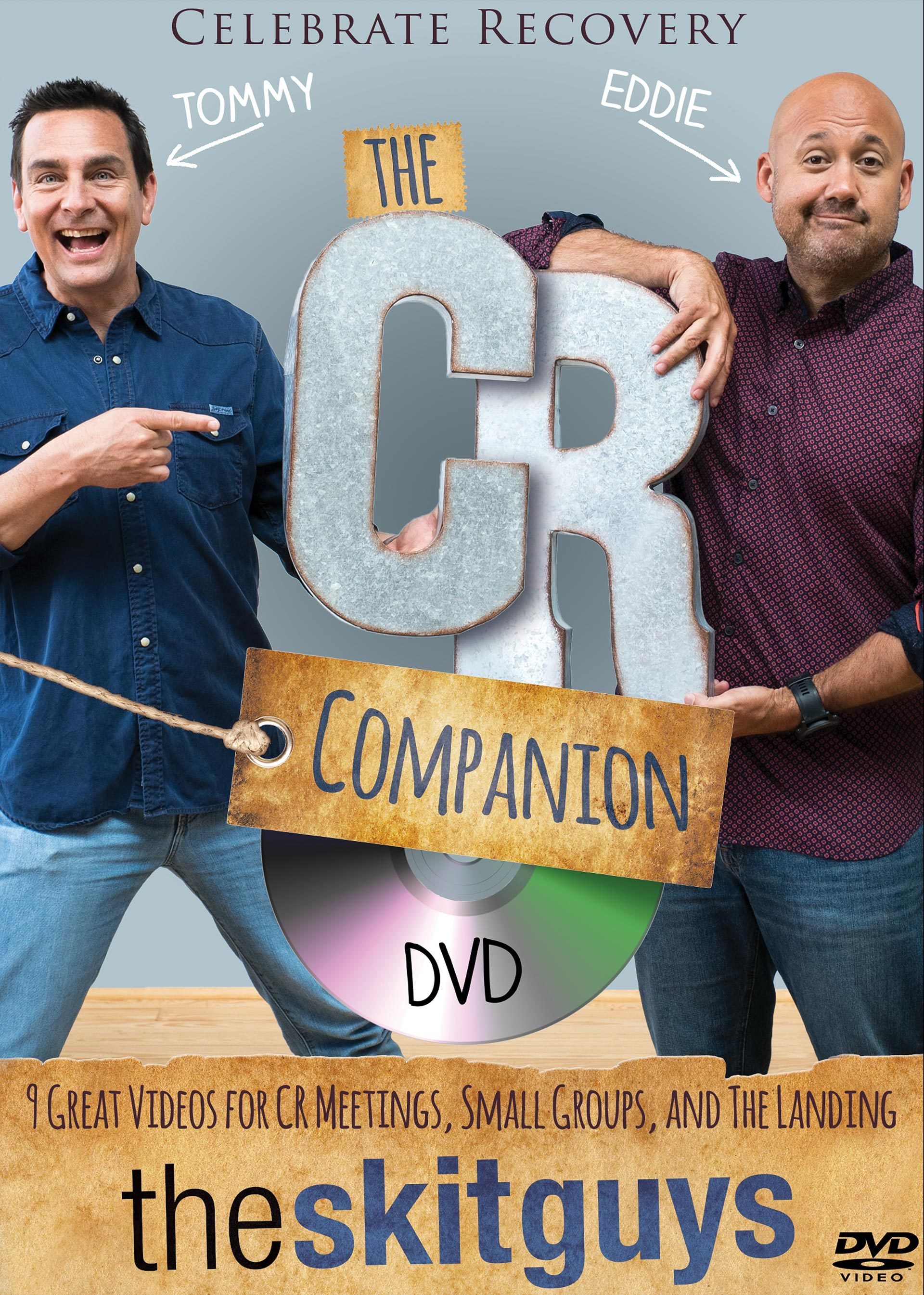 The CR Companion DVD DVD Image