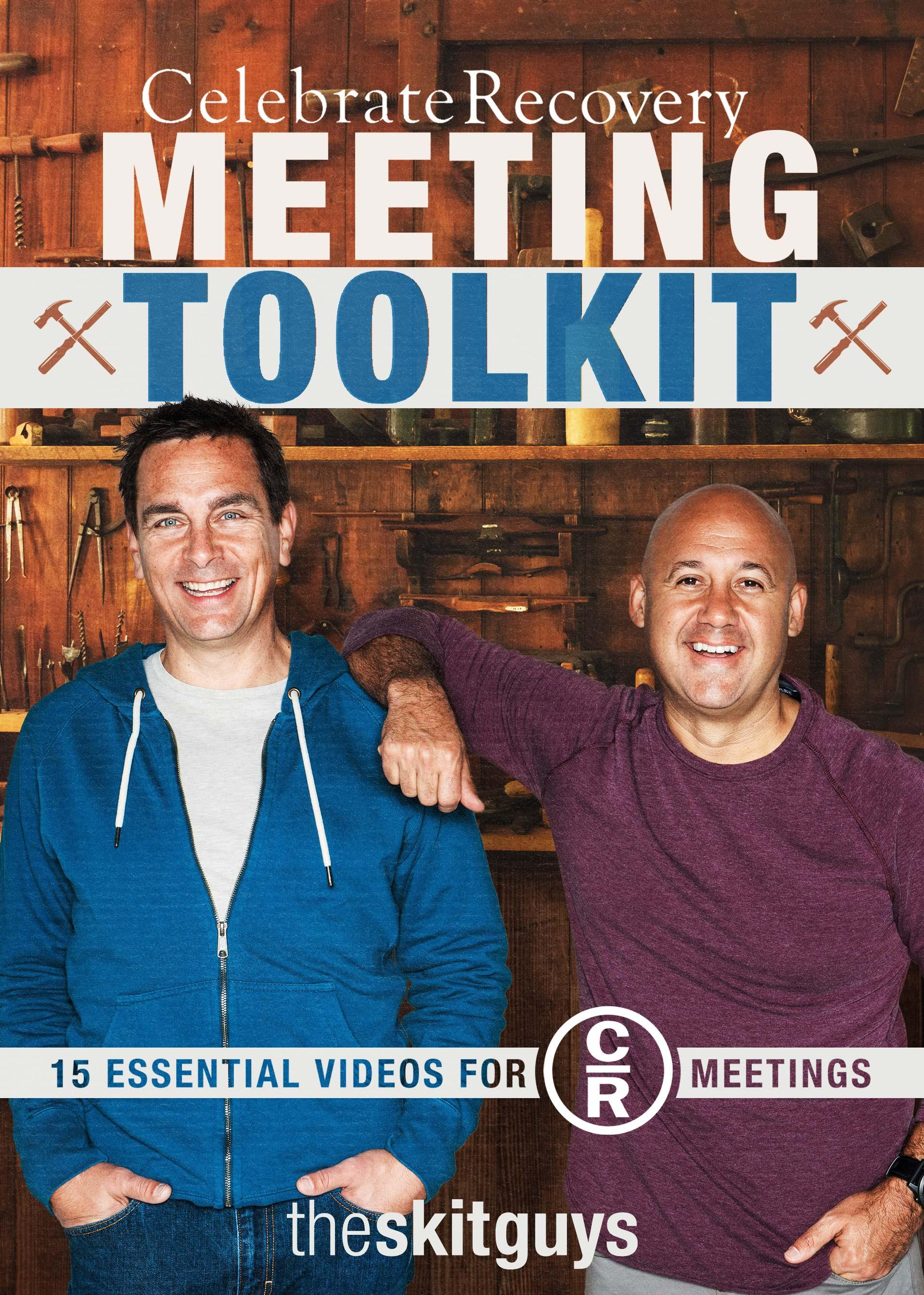 Celebrate Recovery Meeting Toolkit DVD + Digital HD DVD Image