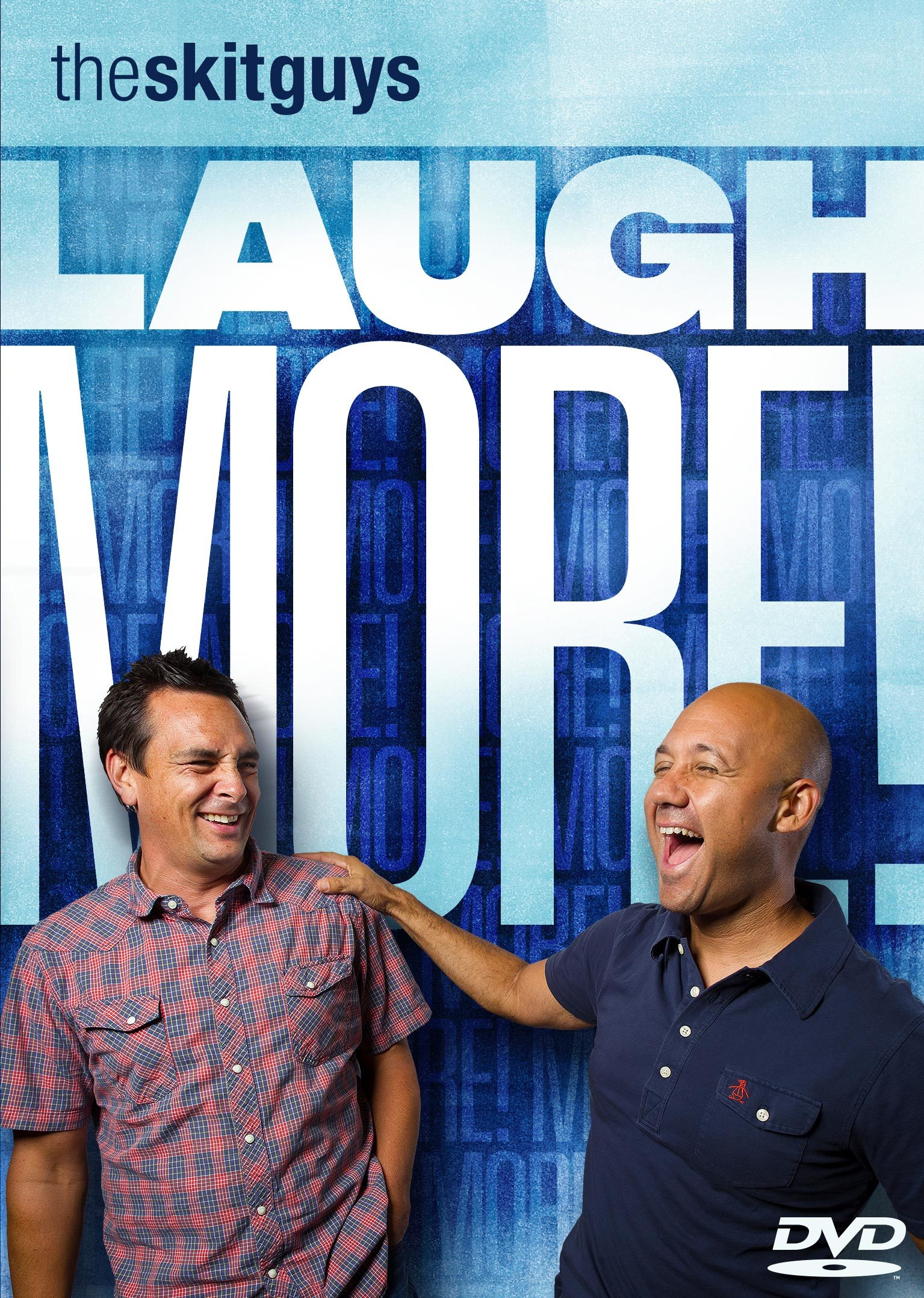 Laugh More! DVD Image