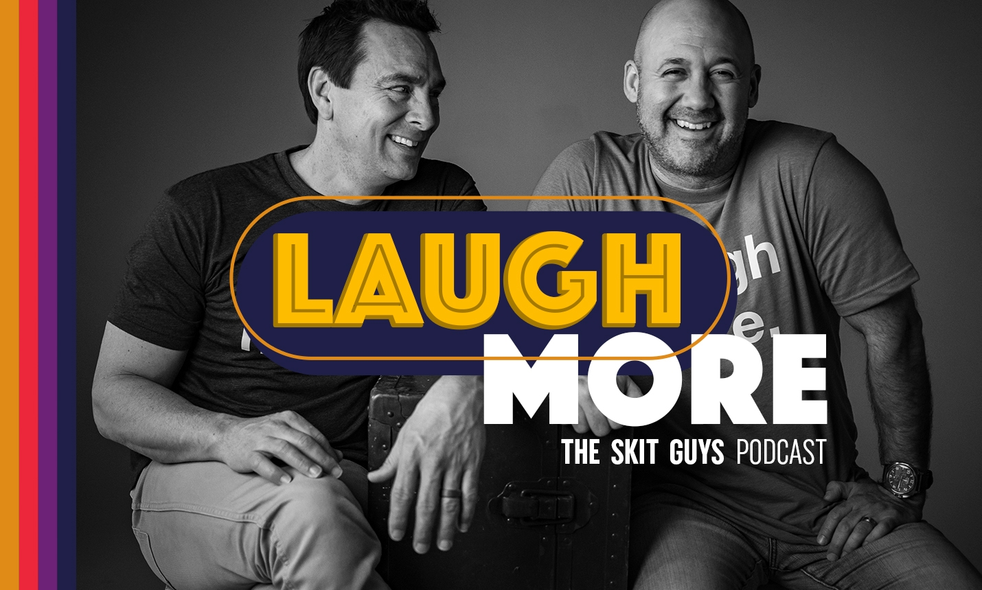 AM The Skit Guys Podcast Dynamic lead