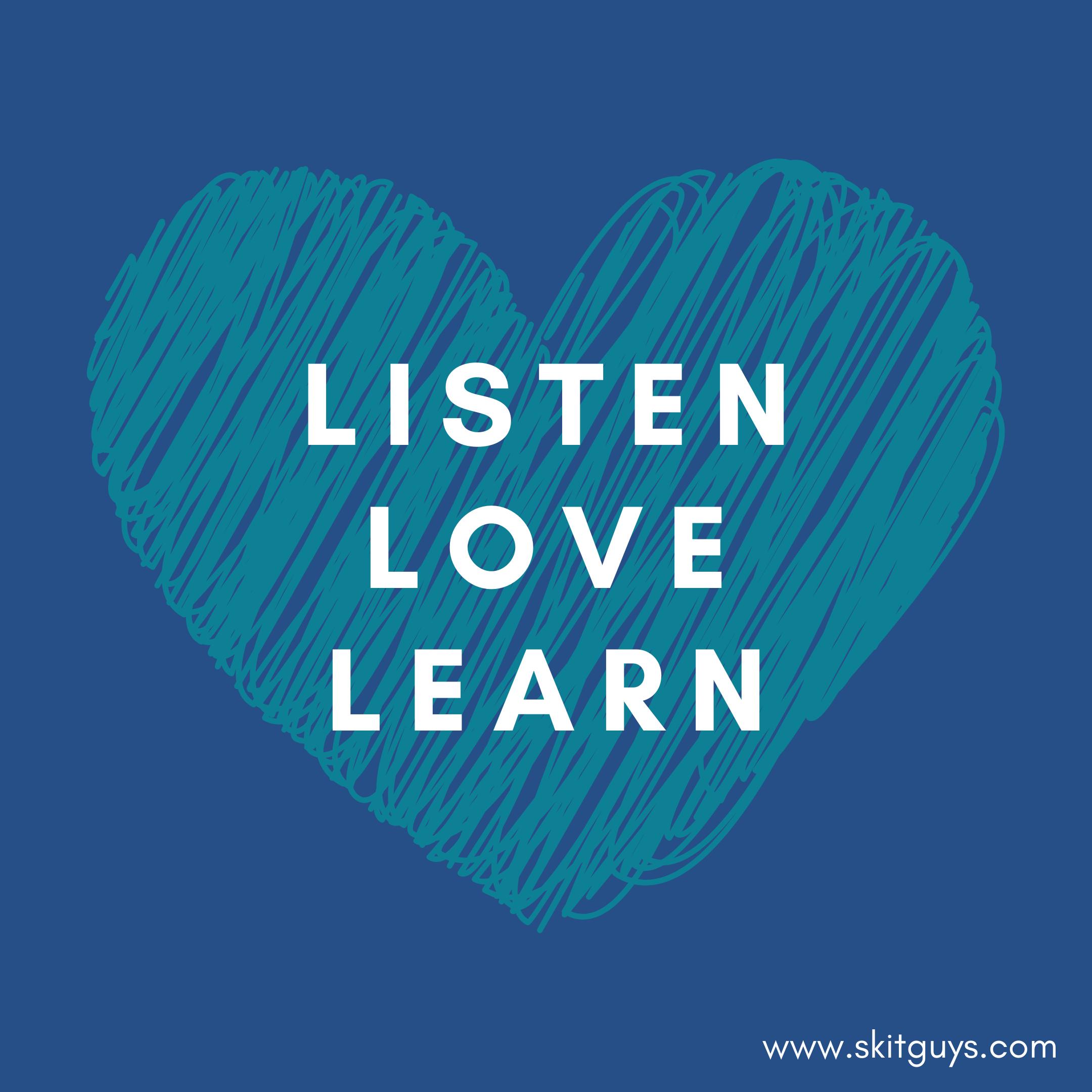 Listen Love Learn
