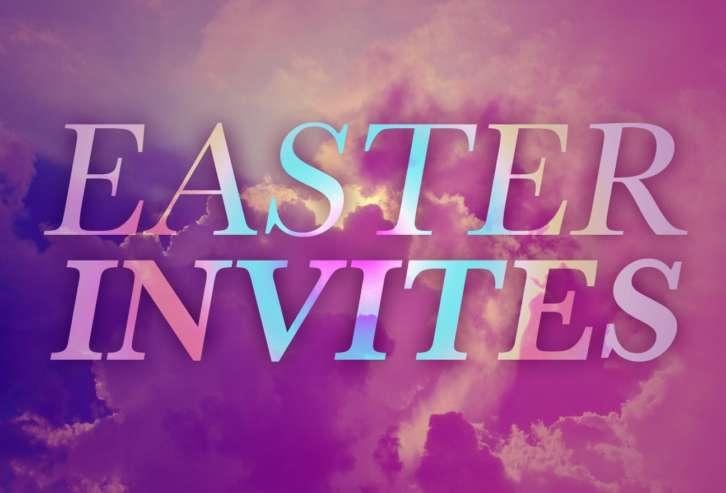 Easter Invite Videos