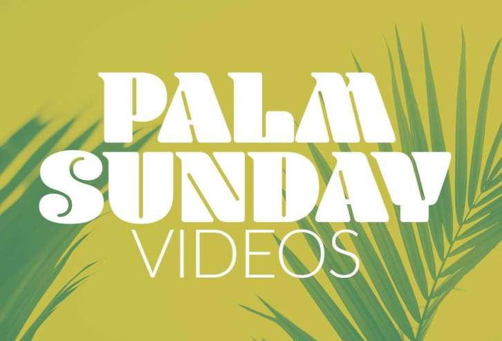 Videos for Palm Sunday