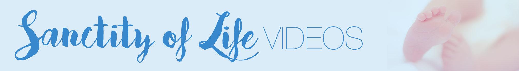Sanctity Of Life Videos 2024X280