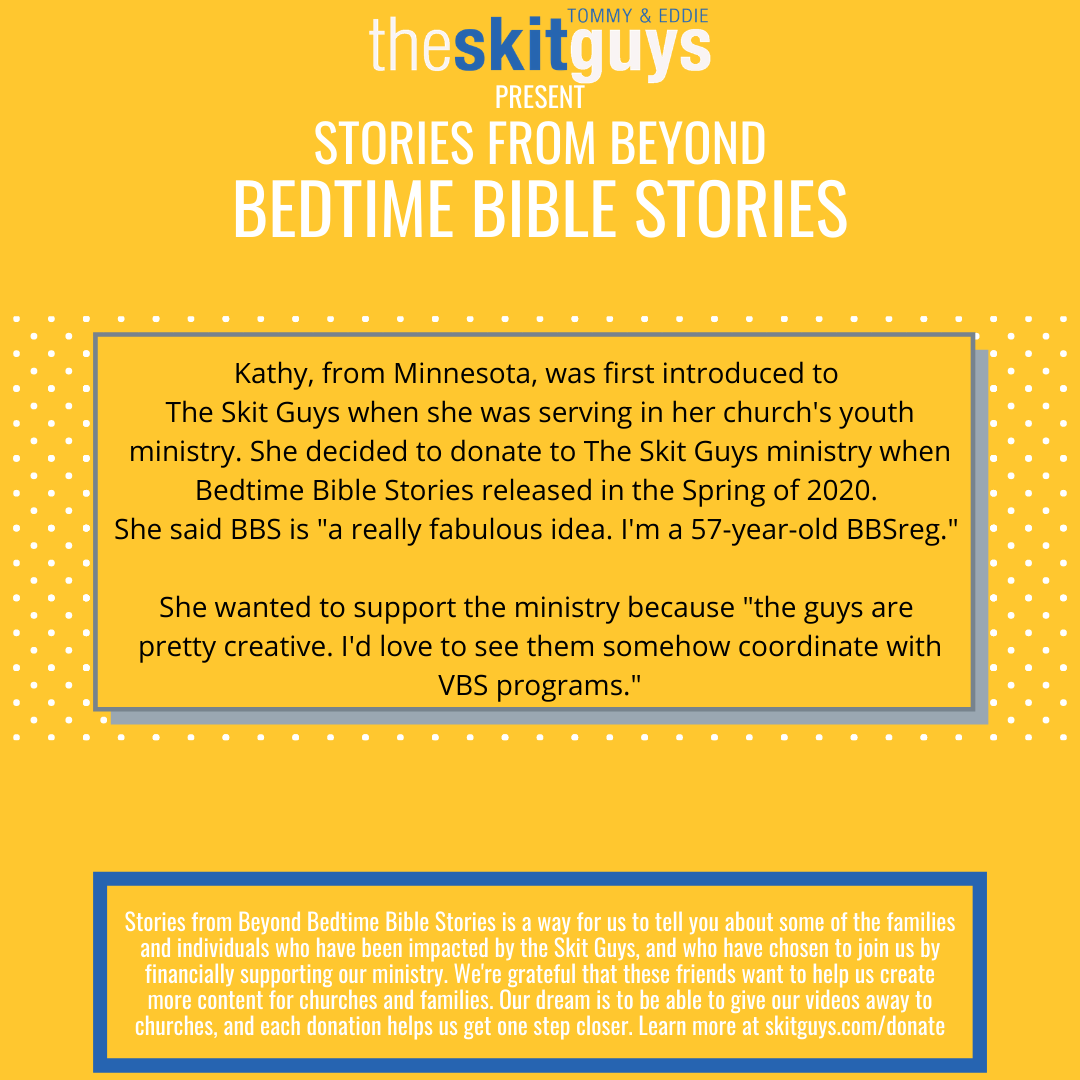 Stories from beyond graphic Kathy