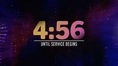 Star Grid Countdown