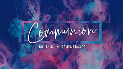 Acrylic Communion