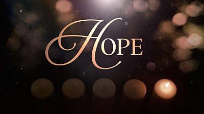 Advent Glow Hope