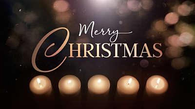 Advent Glow Merry Christmas