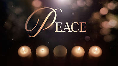Advent Glow Peace