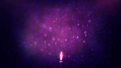 Advent Light Purple
