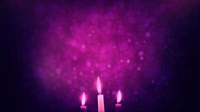 Advent Light Three