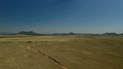 Aerial Plains