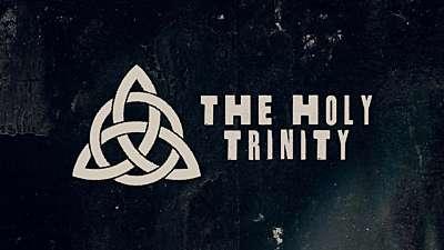 Alpha And Omega Trinity