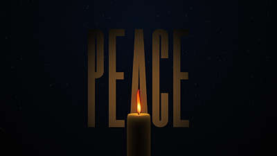 An Advent Moment Peace