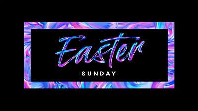 Artisan Easter Sunday