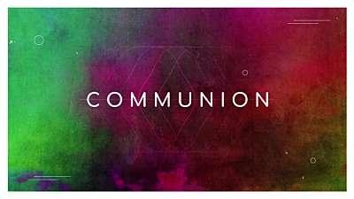 Ascension Communion Static
