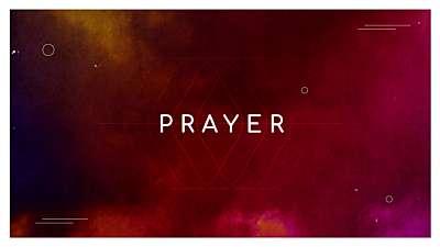 Ascension Prayer Static