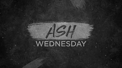 Ashes Rising Ash Wednesday