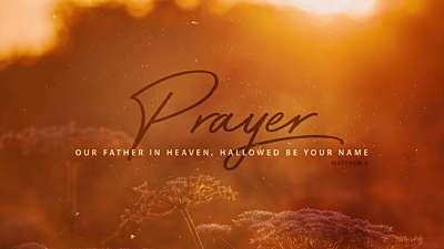 Autumn Blur Prayer
