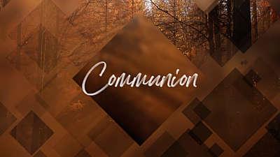 Autumn Journey Communion