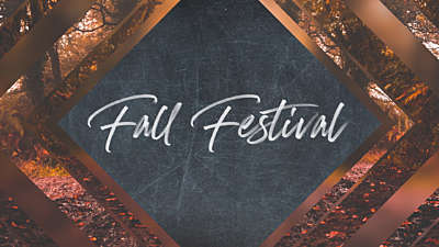 Autumn Journey Fall Festival