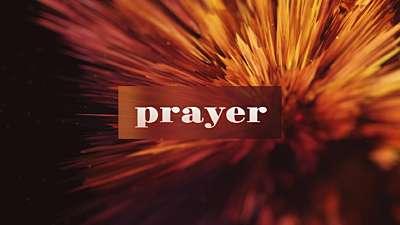 Beautiful Disruption Prayer