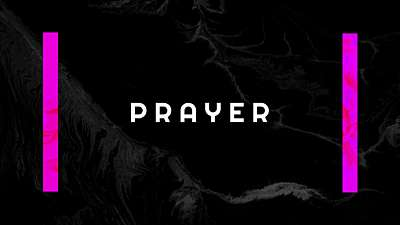 Black Marble Prayer