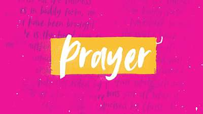 Bright Patches Prayer