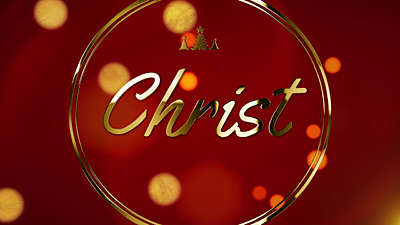 Christmas Christ Loop Vol 6