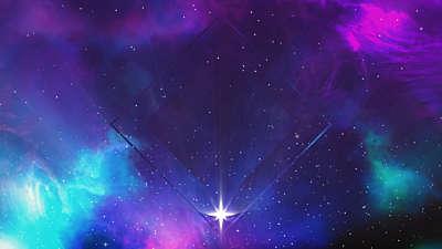 Christmas Galaxy 15