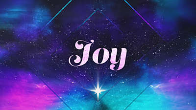 Christmas Galaxy Joy