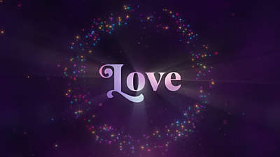 Christmas Glow Advent Love