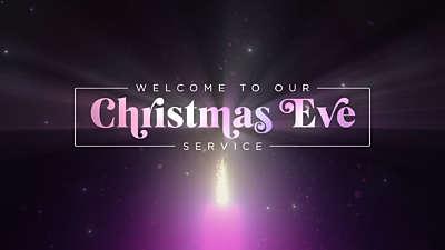 Christmas Glow Christmas Eve Service
