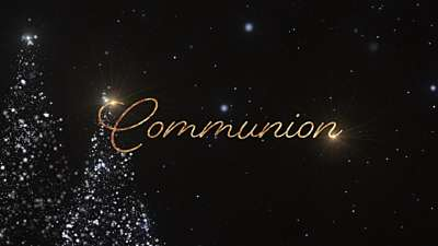 Christmas Glow Communion