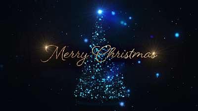 Christmas Glow Merry