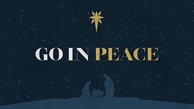 Christmas Grace Exit