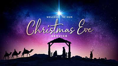 Christmas Night Nativity Christmas Eve